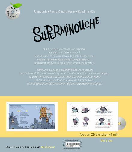 Superminouche - Caroline Hüe, Fanny Joly