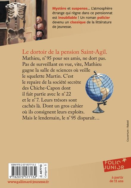 Les disparus de Saint-Agil - Pierre Véry, Nathaële Vogel