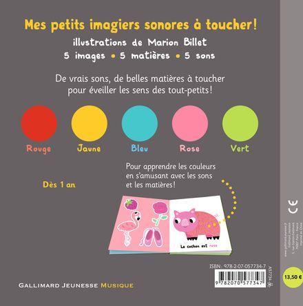 Mes couleurs - Marion Billet