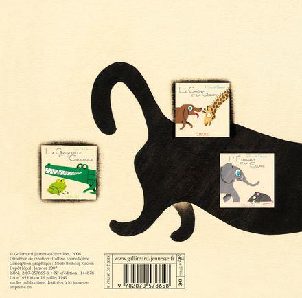 Le chat et l'oiseau - Bernadette Gervais, Francesco Pittau