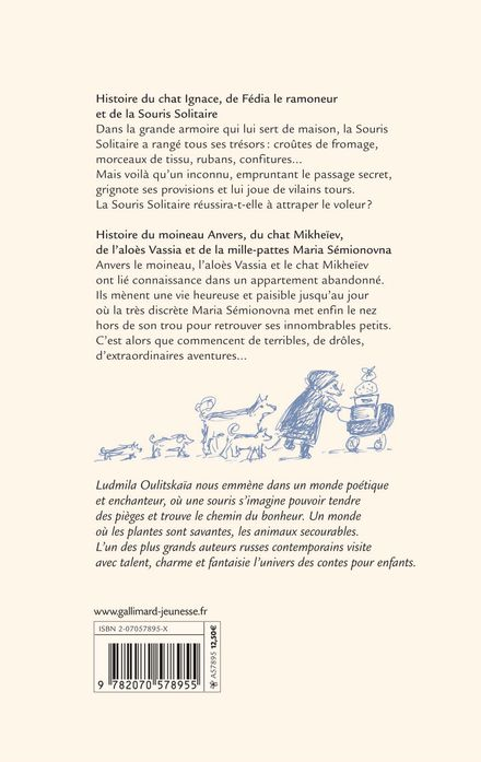 Contes russes pour enfants - Svetlana Filippova, Ludmila Oulitskaïa