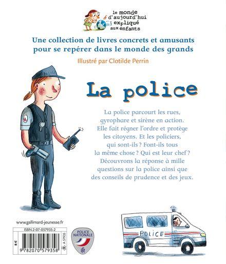 La police - Alexia Delrieu, Sophie de Menthon, Clotilde Perrin