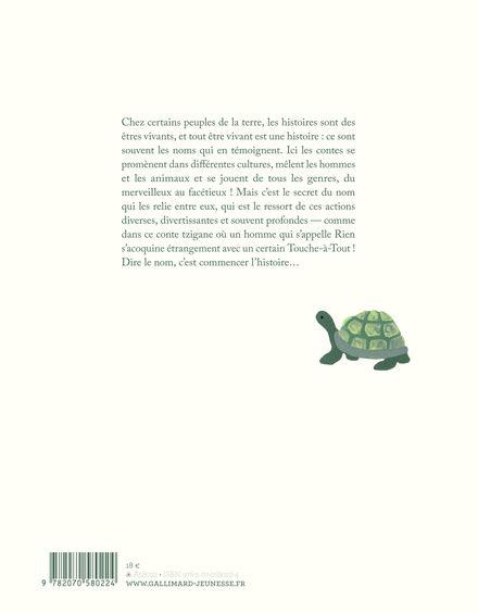 Le secret du nom et autres contes - Muriel Bloch, Margaux Othats