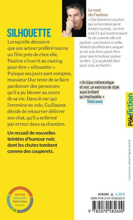 Silhouette - Jean-Claude Mourlevat