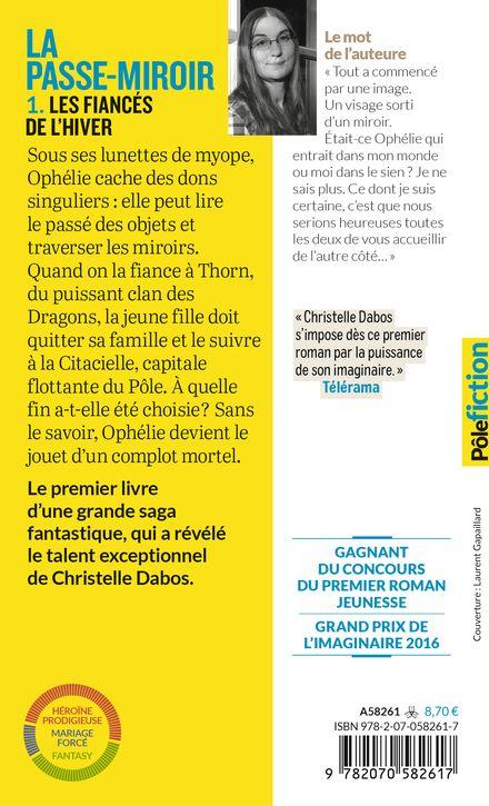 La Passe-miroir, 1 - Christelle Dabos