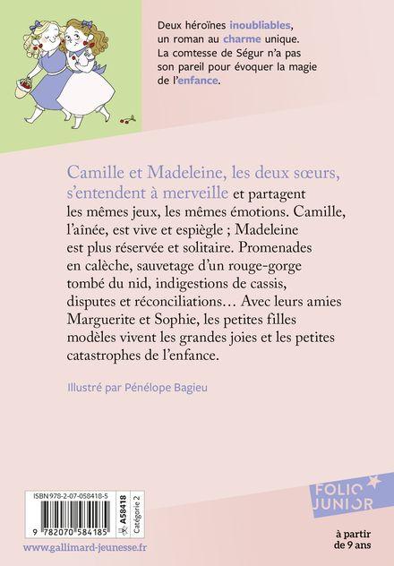 Les petites filles modèles - Pénélope Bagieu, Comtesse de Ségur