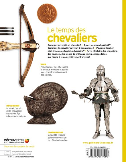 Le temps des chevaliers - Christopher Gravett