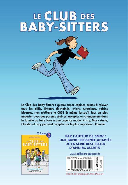 Le Club des Baby-Sitters - Raina Telgemeier