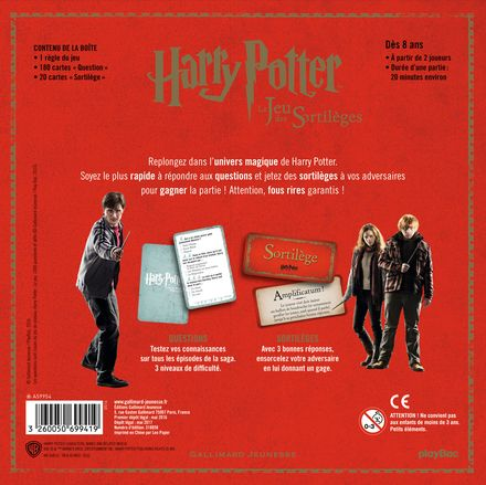 Harry Potter : Le Jeu des Sortilèges -