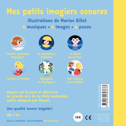 La flûte enchantée - Marion Billet