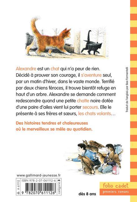 Alexandre et les chats volants - Ursula K. Le Guin, S. D. Schindler