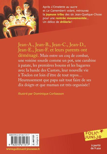 La soupe de poissons rouges - Jean-Philippe Arrou-Vignod, Dominique Corbasson