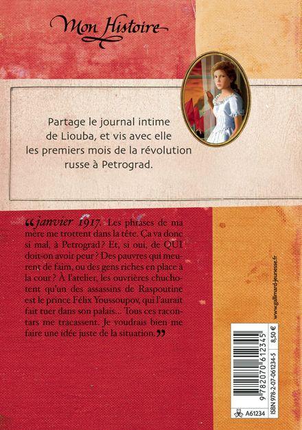 À l'aube de la révolution russe - Anne-Marie Pol