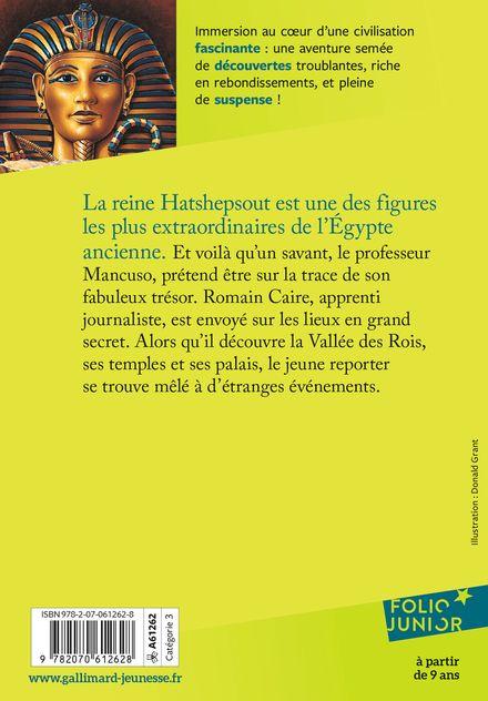 Mystère dans la Vallée des Rois - Bernard Barokas, Ludovic Le Goff