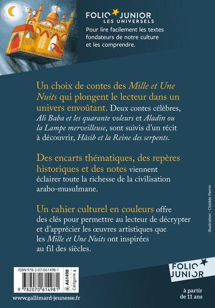 Contes des Mille et Une Nuits -  Anonymes