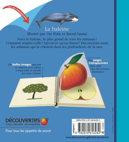 La baleine - Ute Fuhr, Raoul Sautai