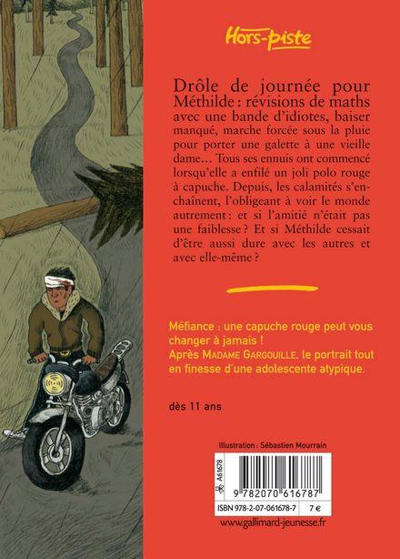 La petite capuche rouge - Orianne Charpentier, Sébastien Mourrain