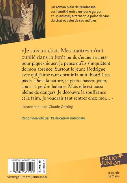 Chat perdu - Jean-Noël Blanc, Jean-Claude Götting