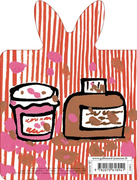 La tartine de Trotro - Bénédicte Guettier