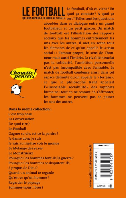 Le football - Didier Deleule, Lionel Koechlin
