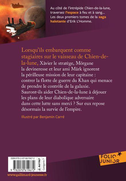 Les Maîtres des brisants - Benjamin Carré, Erik L'Homme