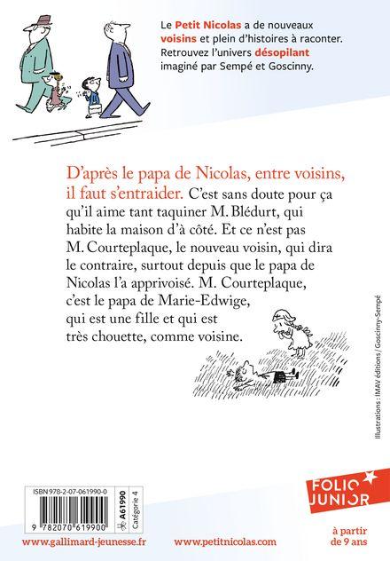 Le Petit Nicolas et ses voisins - René Goscinny,  Sempé