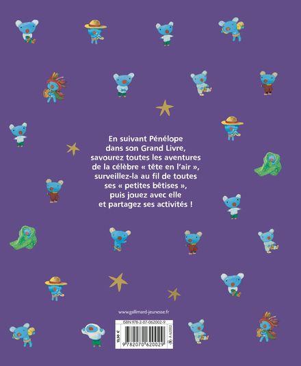 Le grand livre de Pénélope - Anne Gutman, Georg Hallensleben
