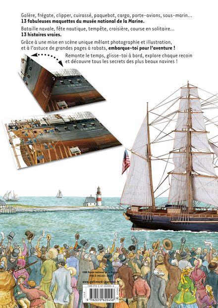 Fabuleux navires - Christian Heinrich, Jean-Benoît Héron, Maurice Pommier, Marcelino Truong