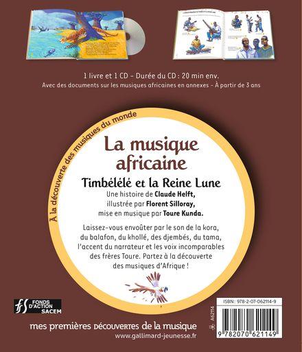 La musique africaine - Claude Helft, Florent Silloray