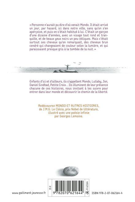 Mondo et autres histoires - J. M. G. Le Clézio, Georges Lemoine