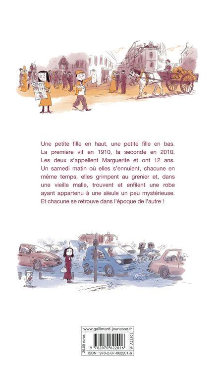 Le temps des Marguerite - Vincent Cuvellier,  Robin