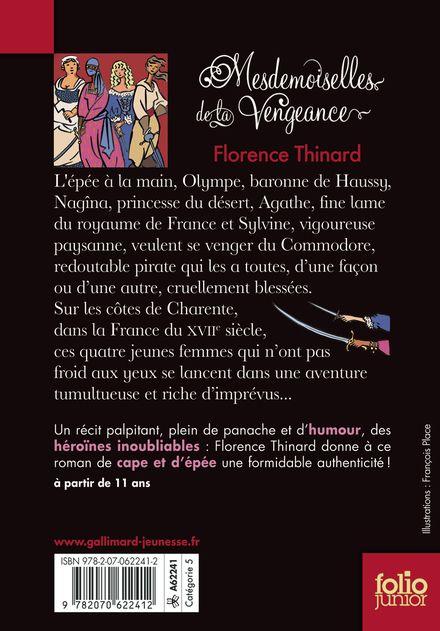 Mesdemoiselles de la vengeance - François Place, Florence Thinard