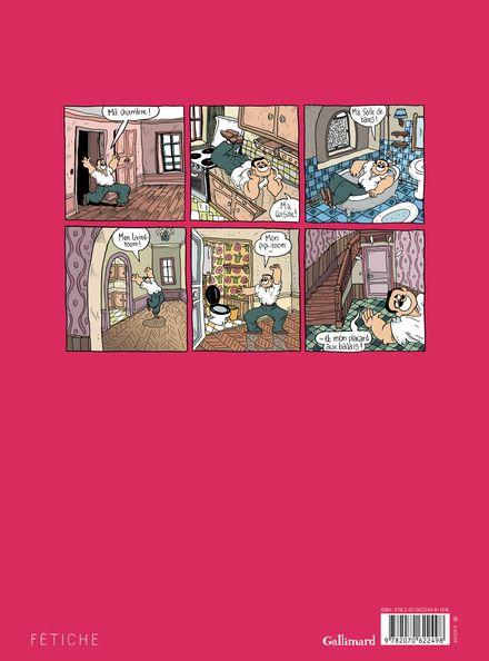La sorcière du placard aux balais - Florence Dupré la Tour, Pierre Gripari
