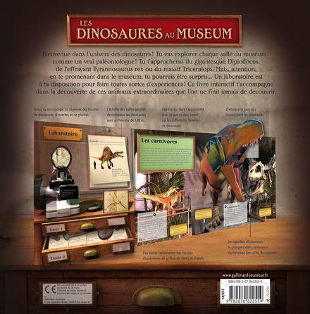 Les dinosaures au muséum - Jen Green, Sebastian Quigley