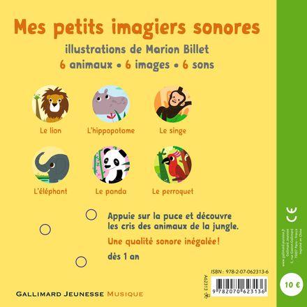 La jungle - Marion Billet