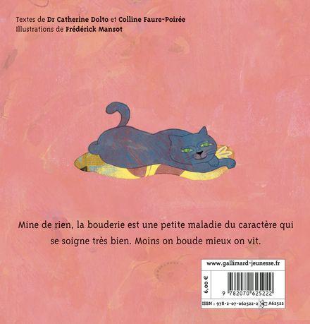 Bouder - Catherine Dolto, Colline Faure-Poirée, Frédérick Mansot