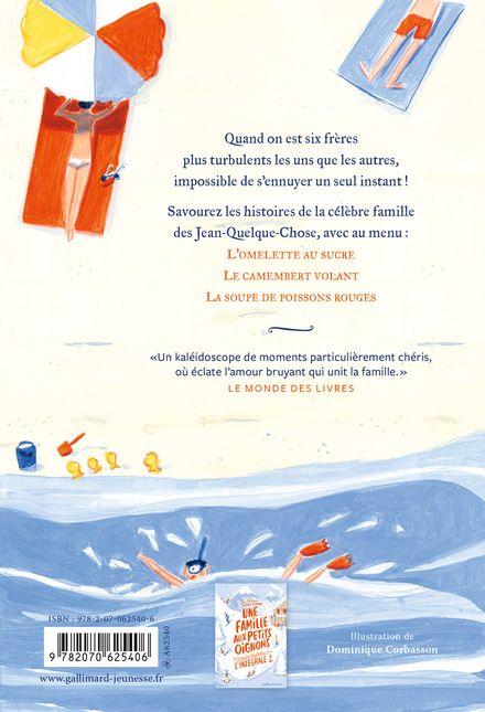 Une famille aux petits oignons - Jean-Philippe Arrou-Vignod, Dominique Corbasson