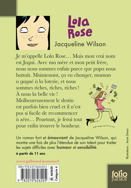 Lola Rose - Nick Sharratt, Jacqueline Wilson