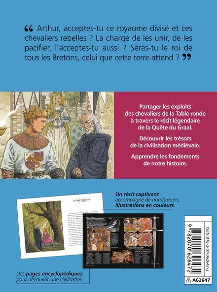 Sur les traces du roi Arthur - Claudine Glot, Philippe Munch