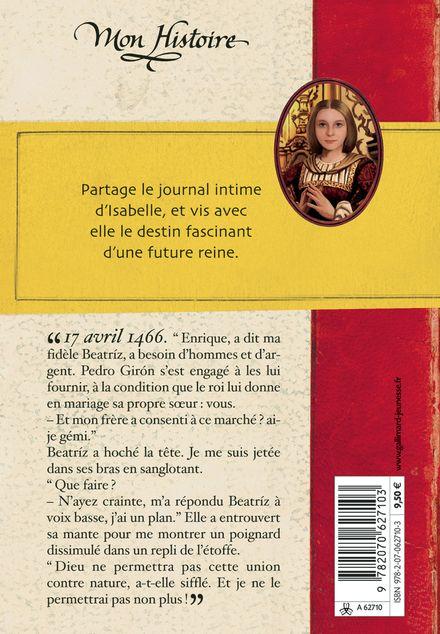 Isabelle de Castille - Carolyn Meyer