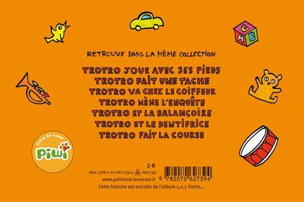 Trotro joue aux fléchettes - Bénédicte Guettier