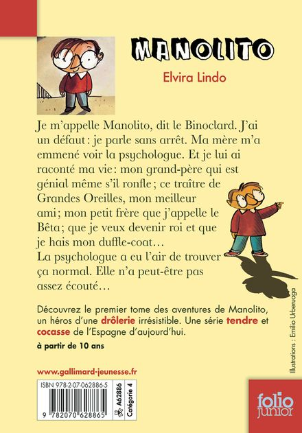 Manolito - Elvira Lindo, Emilio Urberuaga
