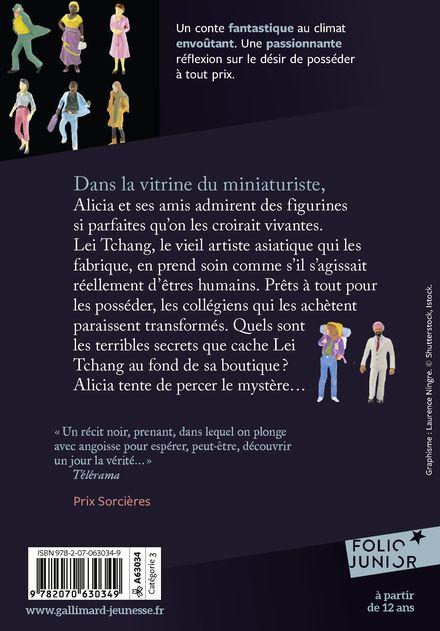 Le miniaturiste - Virginie Lou-Nony