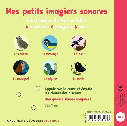 Les oiseaux - Marion Billet