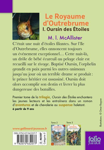 Le Royaume d'Outrebrume - M. I. McAllister, Omar Rayyan