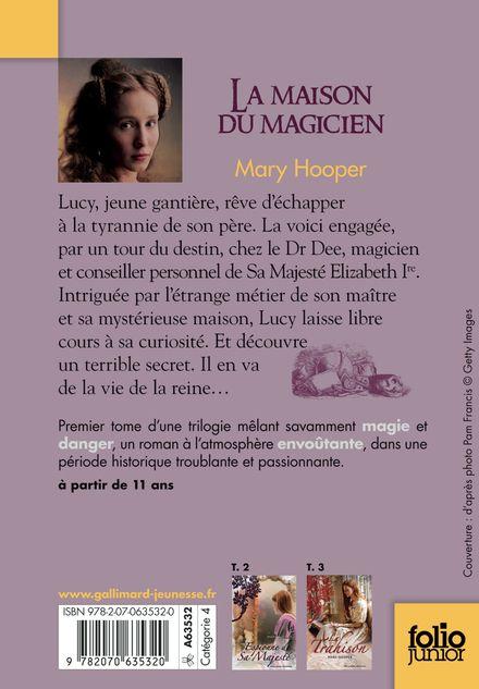 La Maison du magicien - Mary Hooper