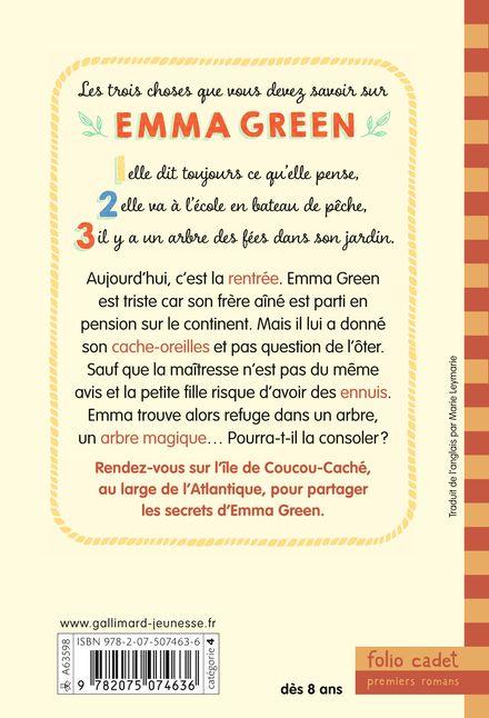 Emma Green et l'arbre des fées - Qin Leng, Ellen Potter