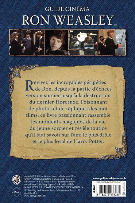 Ron Weasley - Felicity Baker