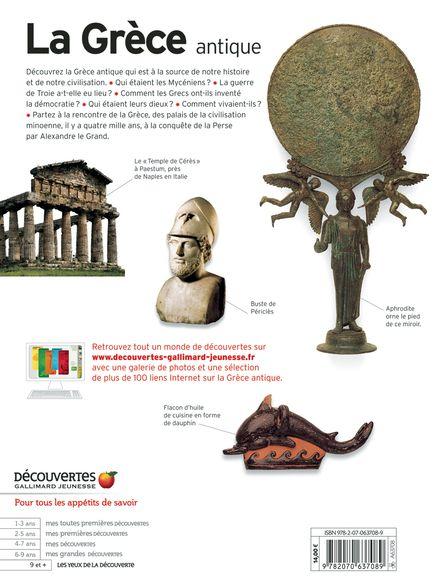 La Grèce antique - Anne Pearson