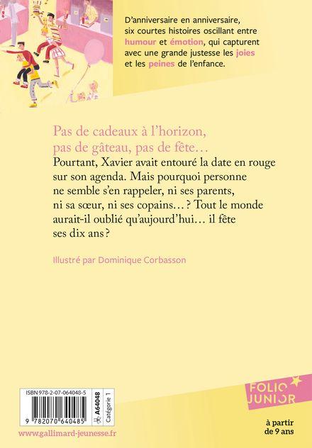 Bon anniversaire! - Jean-Philippe Arrou-Vignod